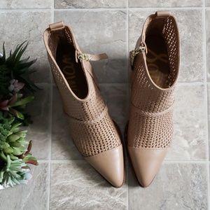 Sam Edelman Shoes - [Sam Edelman] Elita Woven Boots